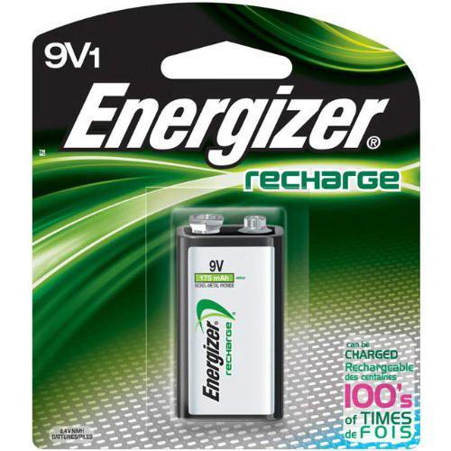 Energizer - Recharge NH22 Battery Pack of 1 9V (175 mAh) Battery Singapore