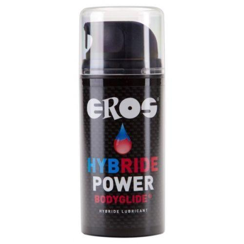 Eros - Hybride Power BodyLube Lubricant 100ml Lube (Silicone Based) Singapore