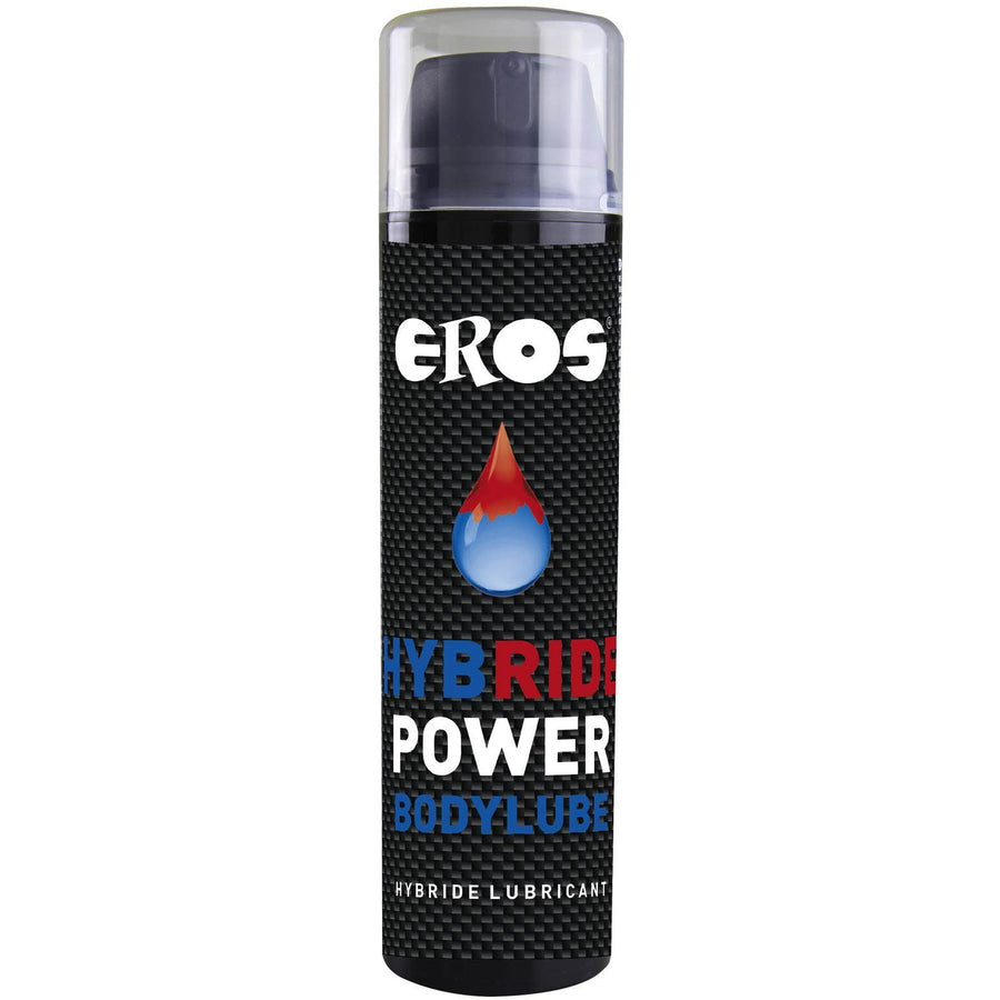Eros - Hybride Power BodyLube Lubricant 200ml Lube (Silicone Based) Singapore