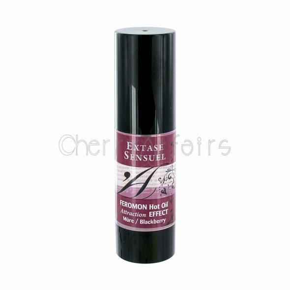 Extase Sensuel - Feromon Hot Oil Pheromones (Blackberry) Pheromones - CherryAffairs Singapore