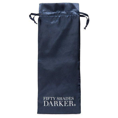 Fifty Shades Darker - Carnal Promise Vibrating Anal Beads Anal Beads (Vibration) Non Rechargeable - CherryAffairs Singapore