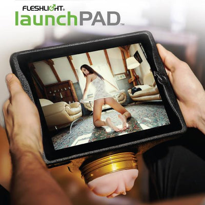 Fleshlight - LaunchPAD | CherryAffairs Singapore