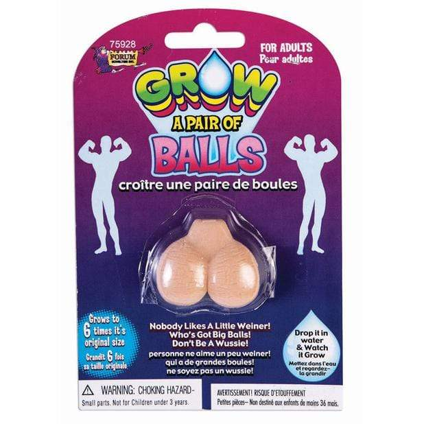 Forum Novelties - Grow Your Own Pair Of Balls For Adults (Beige) Party Novelties 721773759284 CherryAffairs
