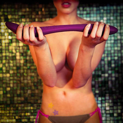 Fun Factory - Sonic Double Dildo (Vitamin) | CherryAffairs Singapore