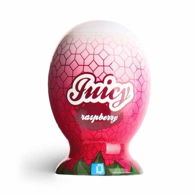 Fun Zone - Raspberry Male Masturbation Egg Masturbator Egg (Non Vibration) Singapore