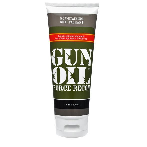 Gun Oil - Force Recon Hybrid Silicone Lubricant 100 ml Lube (Silicone Based) Singapore