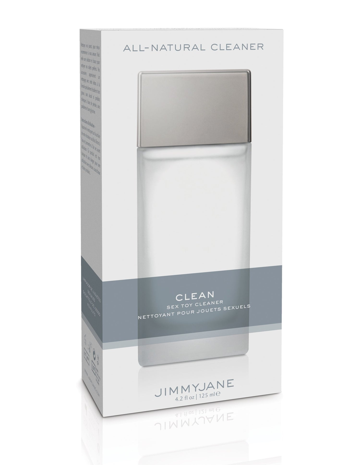 JimmyJane - Clean Sex Toy Cleaner 4.2 oz | CherryAffairs Singapore