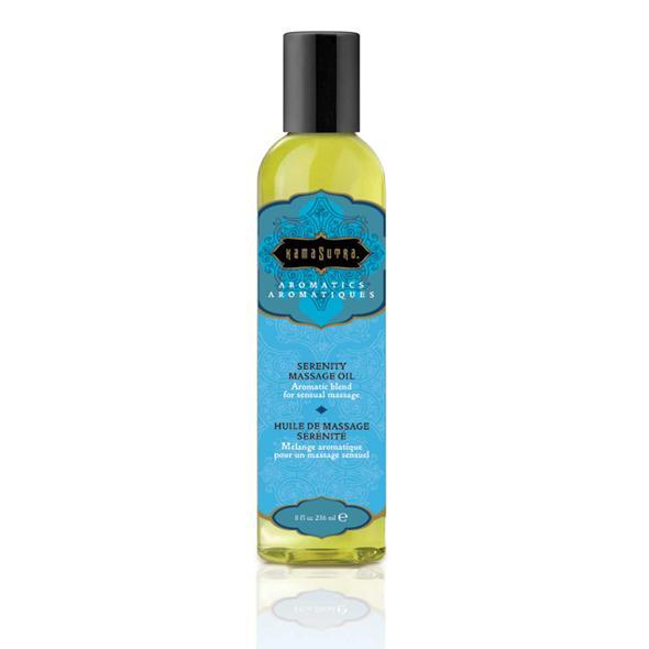 Kama Sutra - Aromatic Massage Oil (Serenity) | CherryAffairs Singapore