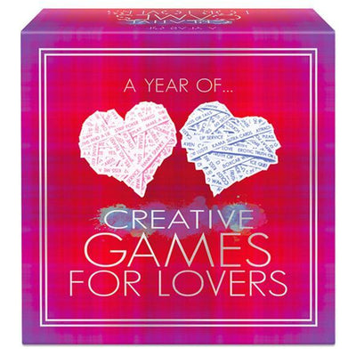 Kheper Games - A Year of Creative Games for Lovers | CherryAffairs Singapore