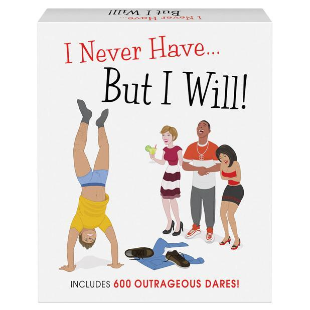 Kheper Games - I Never Have But I Will Card Game (White) Games Singapore