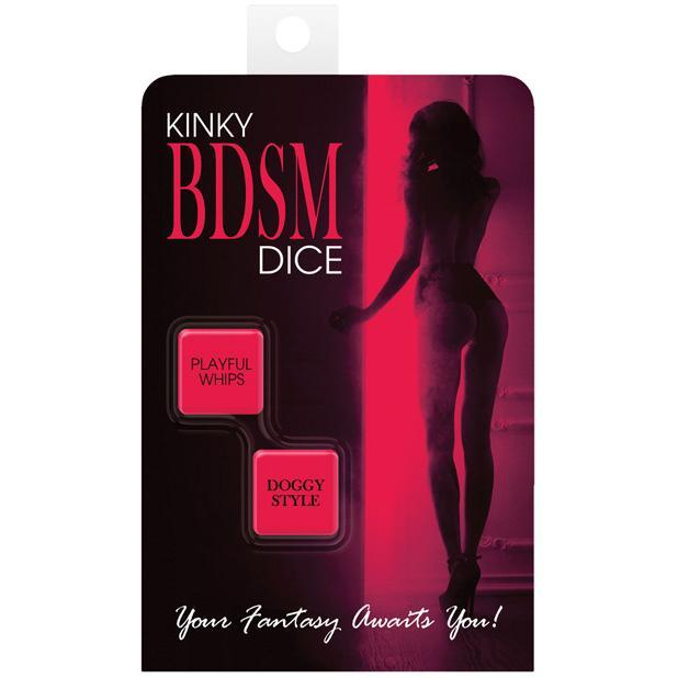 Kheper Games - Kinky BDSM Dice (Red) Games Singapore