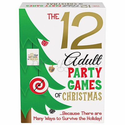 Kheper Games - The 12 Adult Party Games of Christmas Games - CherryAffairs Singapore