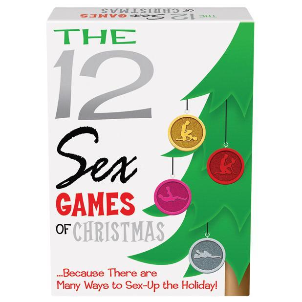 Kheper Games - The 12 Sex Games of Christmas Games Singapore