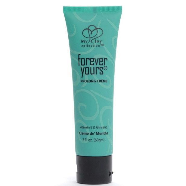 Kingman - Forever Yours Prolong Creme 2 oz De Menthe (Green) | CherryAffairs Singapore