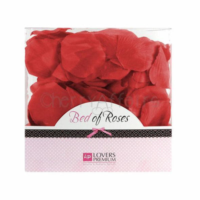 Lover's Premium - Bed of Roses Petals (Red) Novelties (Non Vibration) Singapore