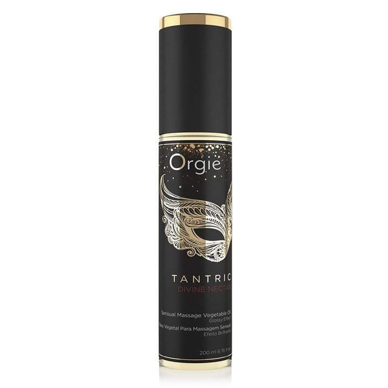 Orgie - Tantric Divine Nectar Sensual Massage Oil 200ml | CherryAffairs Singapore