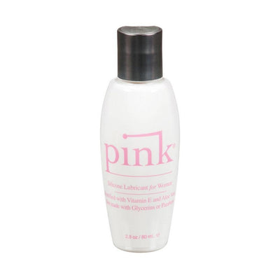 Pink - Silicone Lubricant for Women 80 ml | CherryAffairs Singapore