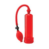 Pipedream - Beginner's Power Penis Pump (Red)