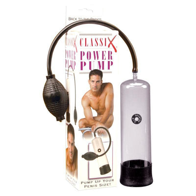 Pipedream - Classix Power Penis Pump 7.5"