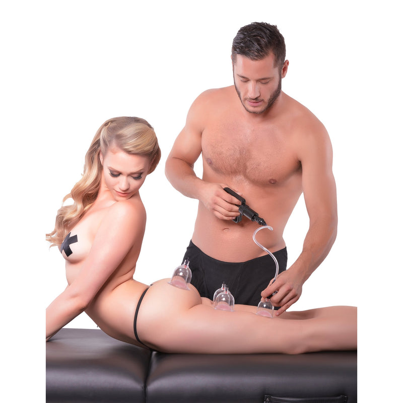 Pipedream - Fetish Fantasy Beginners 6 Piece Cupping Set BDSM (Others) Singapore