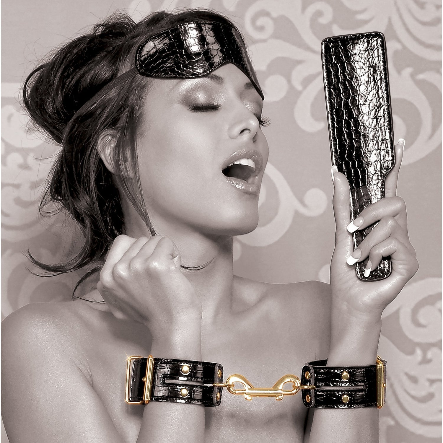 Pipedream - Fetish Fantasy Gold Fantasy Bondage Kit | CherryAffairs Singapore
