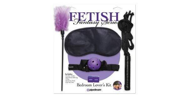 Pipedream - Fetish Fantasy Series Bedroom Lover's Kit | CherryAffairs Singapore