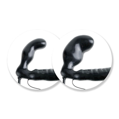 Pipedream - Fetish Fantasy Series Inflatable Vibrating Strapless Strap-On | CherryAffairs Singapore