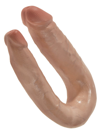 Pipedream - King Cock Double Penetrator Small (Brown) | CherryAffairs Singapore