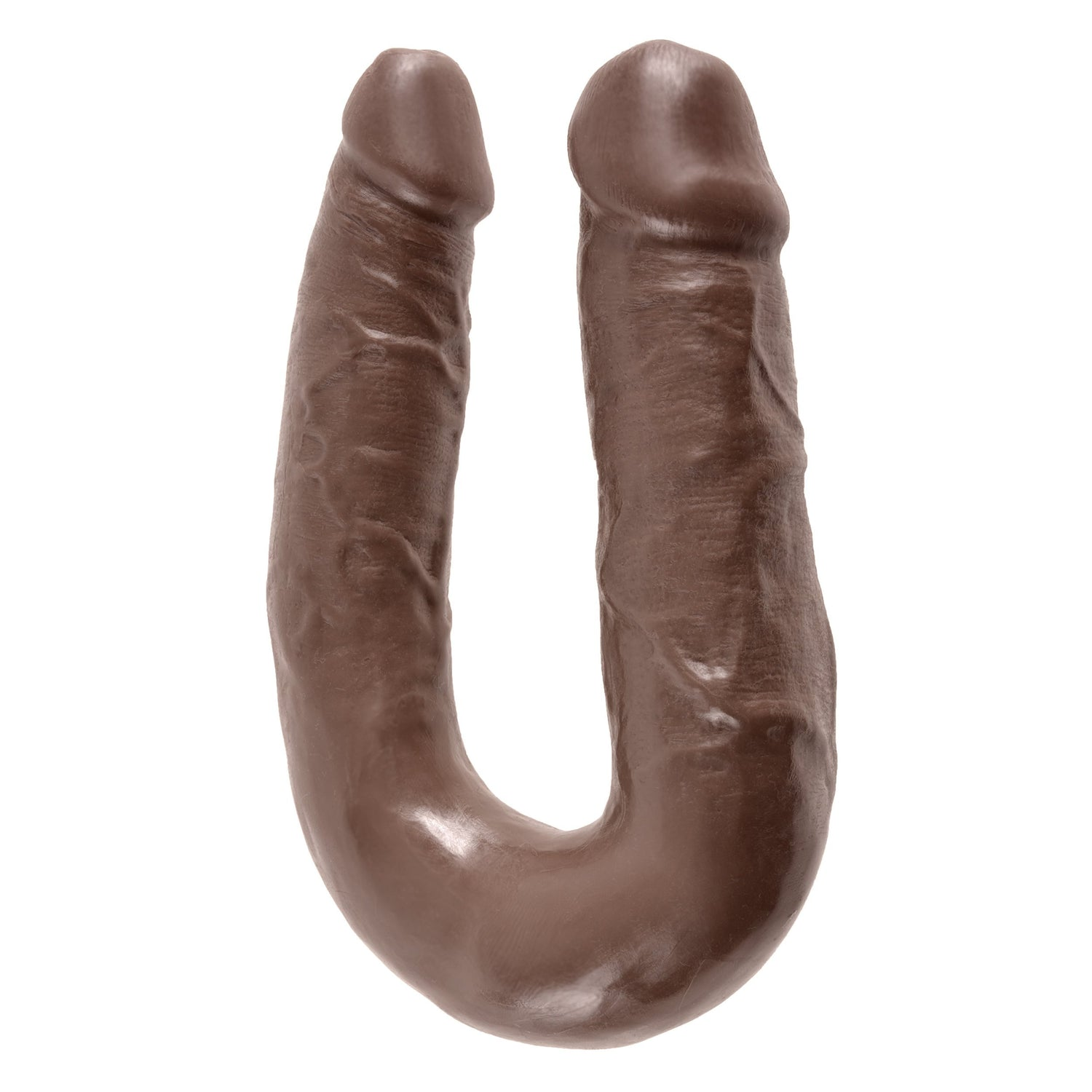 Pipedream - King Cock Double Trouble Dildo Medium (Brown) Double Dildo (Non Vibration) Singapore