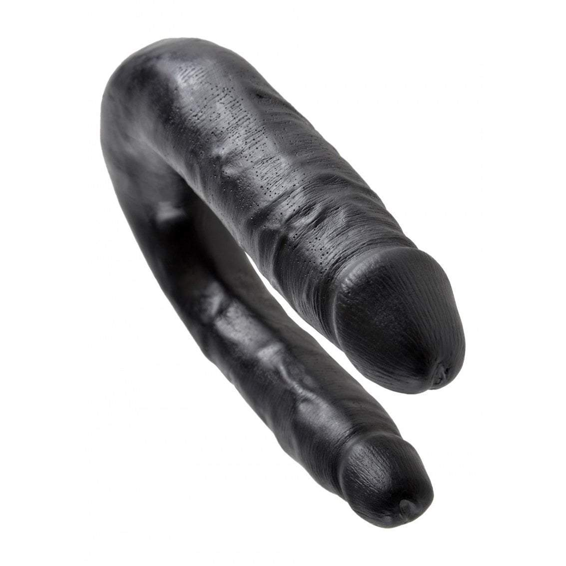 Pipedream - King Cock Double Trouble Dildo Small (Black) Double Dildo (Non Vibration)