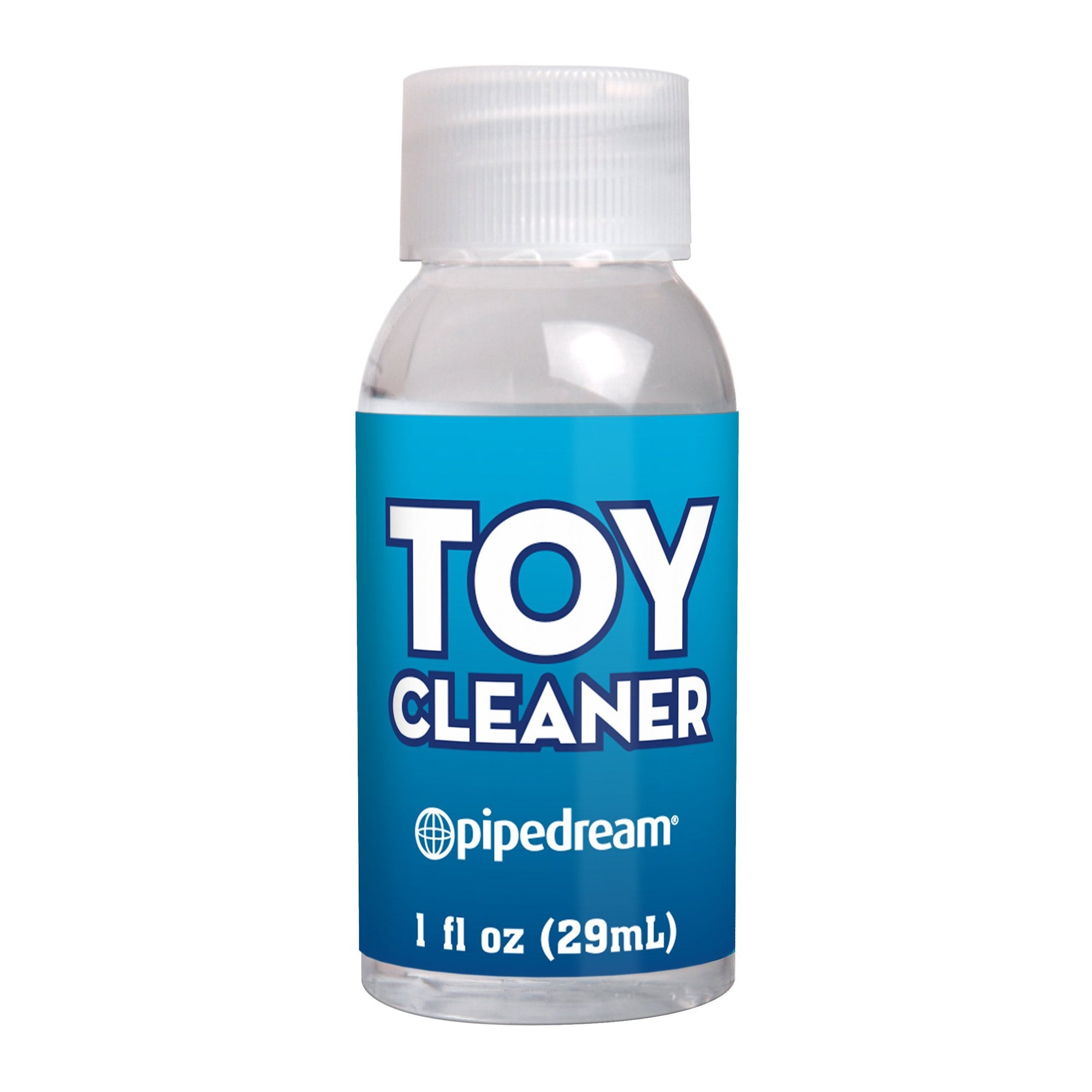 Pipedream - Toy Cleaner 1oz (Clear) Toy Cleaners Singapore