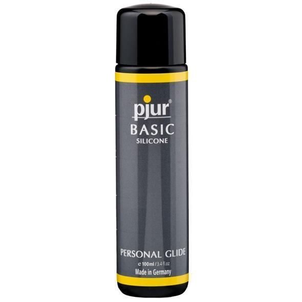 Pjur - Basic Silicone Personal Glide Lubricant 100 ml Lube (Silicone Based)