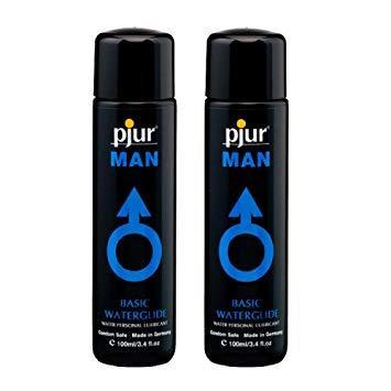 Pjur - Man Basic Water Glide Lubricant 100 ml (Lube) Lube (Water Based) Singapore