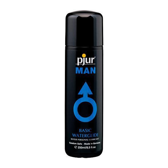 Pjur - Man Basic Water Glide Personal Lubricant 250 ml Lube (Water Based)