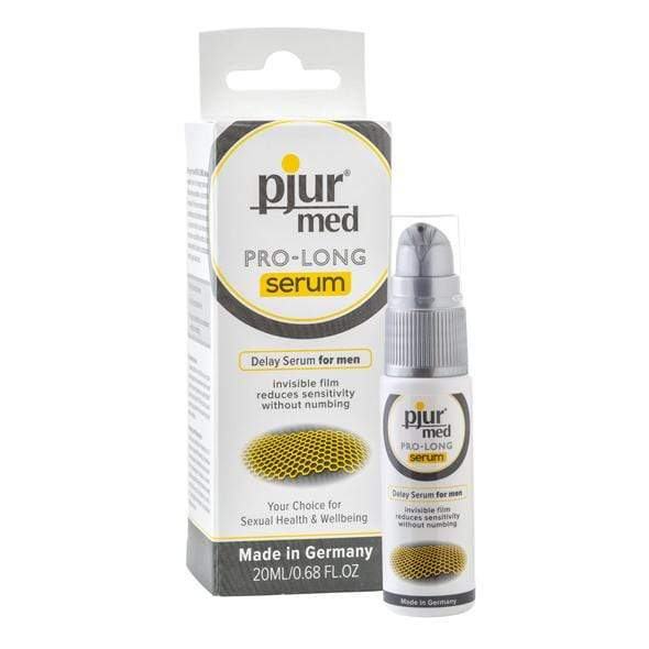 Pjur - Med Pro Long Delayer Serum 20ml Delayer
