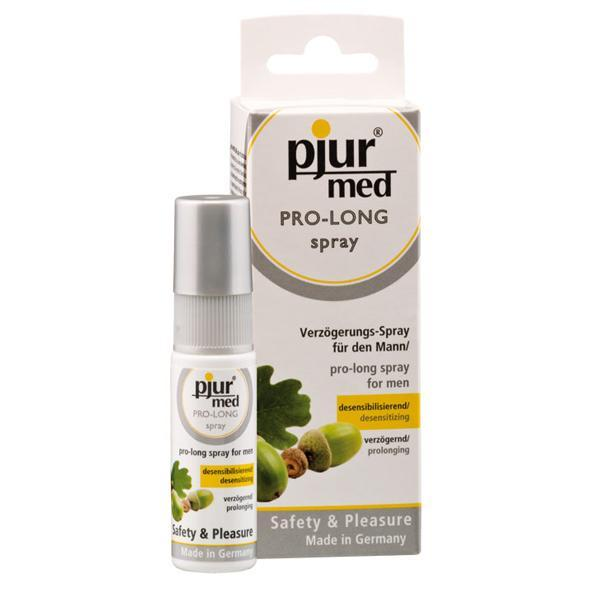 Pjur - Med Pro-long Spray 20ml Delayer Singapore