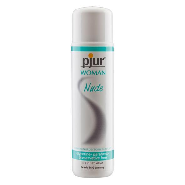 Pjur - Woman Nude Water Based Lubricant 100 ml Lube (Water Based)