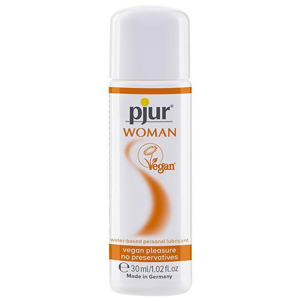 Pjur - Woman Vegan Waterbased Lubricant 100 ml Lube (Water Based)