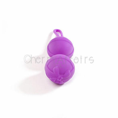 Plaisirs Secrets - Geisha Balls (Purple) Kegel Balls (Non Vibration) Singapore