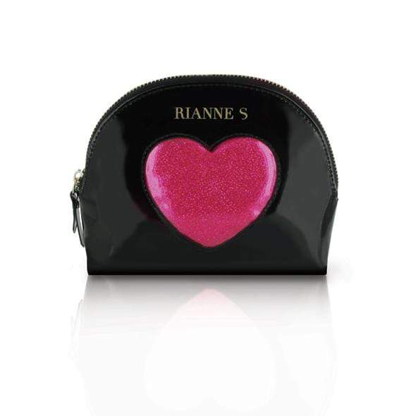 Rianne S - Essentials BDSM kit D Amour (Black/Pink)