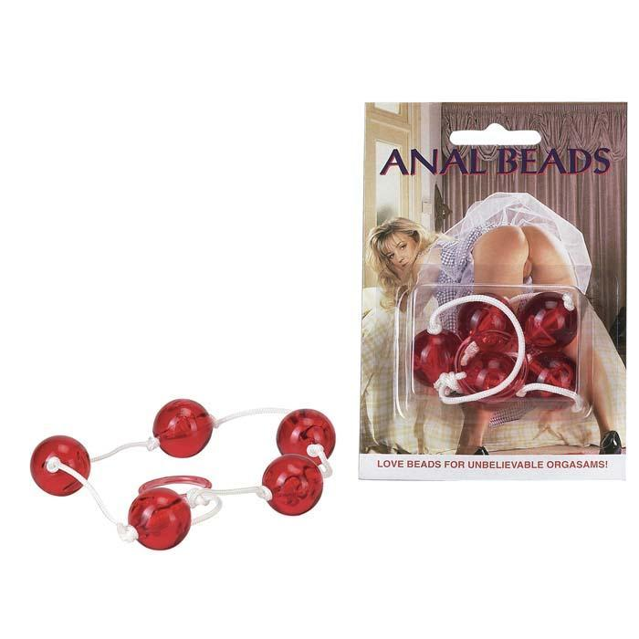 Ruby Anal Beads Anal Beads (Non Vibration) Singapore
