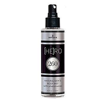 Sensuva - [HE]RO 260 Male Pheromone Body Mist 125 ml Pheromones Singapore