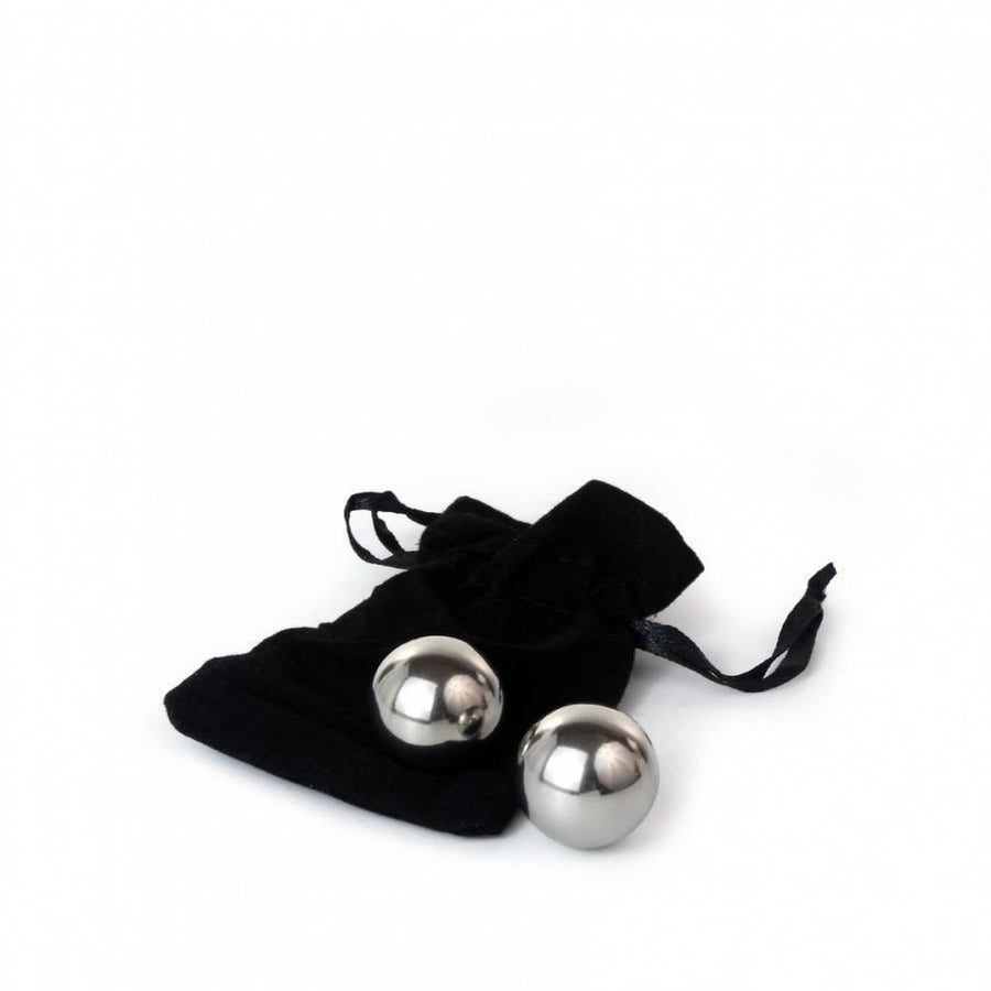 Sex and Mischief - Steele Kegel Balls Kegel Balls (Metal) Singapore