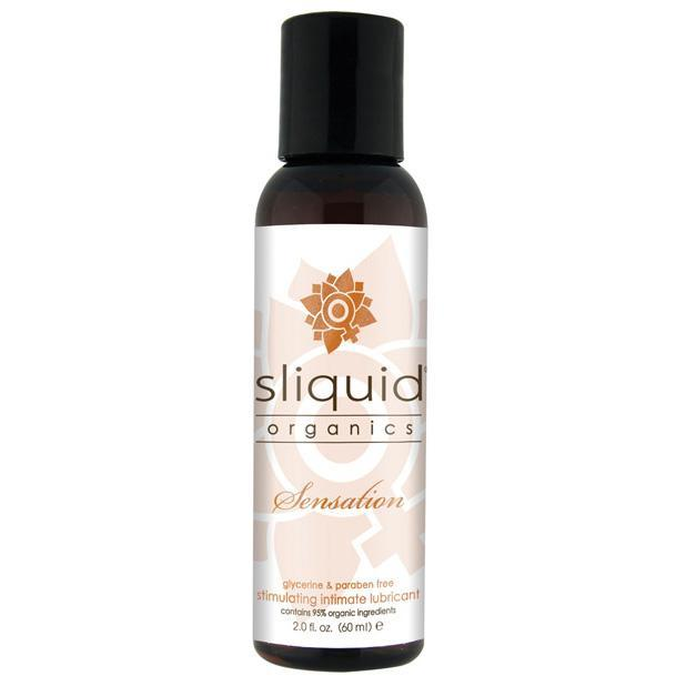Sliquid - Organics Sensation Stimulating Intimate Lubricant 2 oz (Lube) Lube (Water Based) Singapore
