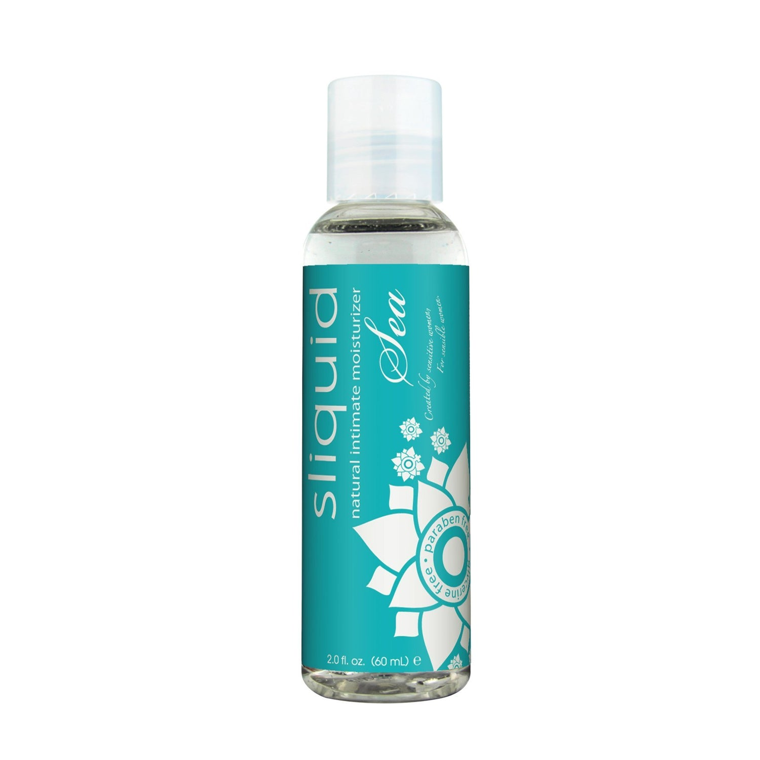 Sliquid - Sea Naturals Lubricant Bottle 2 oz (Lube) Lube (Water Based) - CherryAffairs Singapore