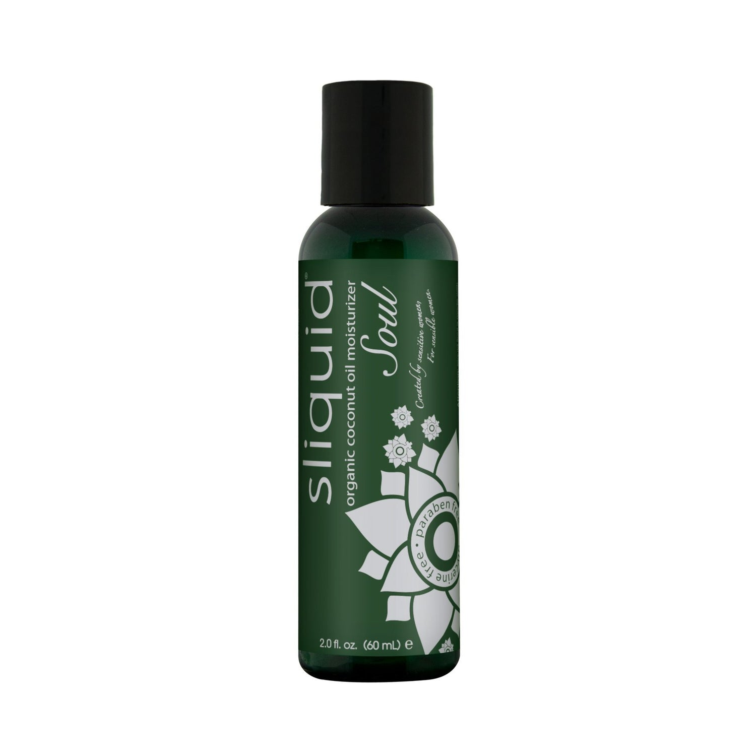 Sliquid - Soul Naturals Lubricant Bottle 2 oz (Lube) Lube (Water Based) - CherryAffairs Singapore