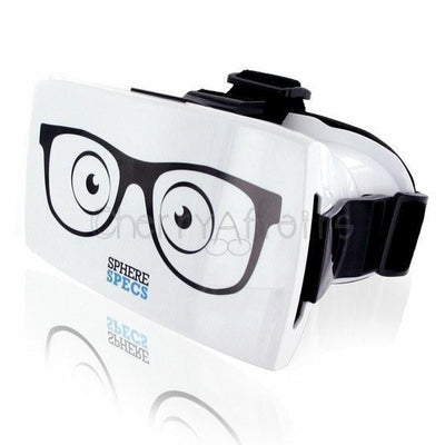 SphereSpecs - Virtual Reality Headset 3D-360 Virtual Reality Specs - CherryAffairs Singapore