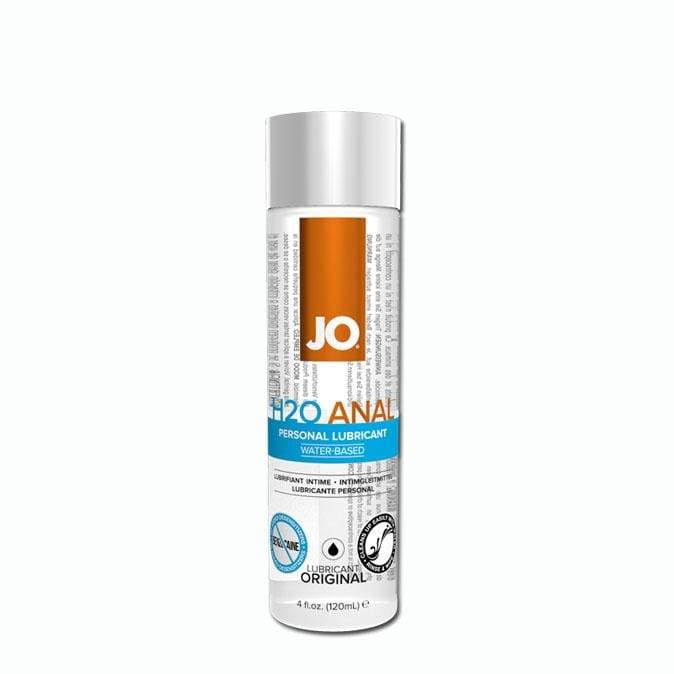 System JO - Anal H2O Lubricant 120 ml (Lube) Anal Lube