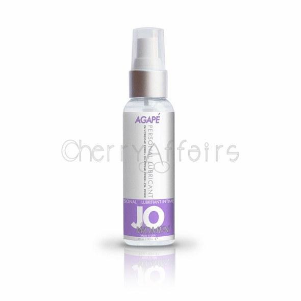 System JO - For Women Agape Lubricant 60 ml (Lube) Lube (Water Based) - CherryAffairs Singapore
