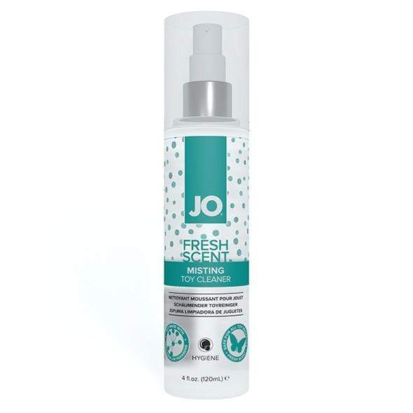 System Jo - Fresh Scent Hygiene Misting Toy Cleaner 120ml Toy Cleaner 796494400111 CherryAffairs